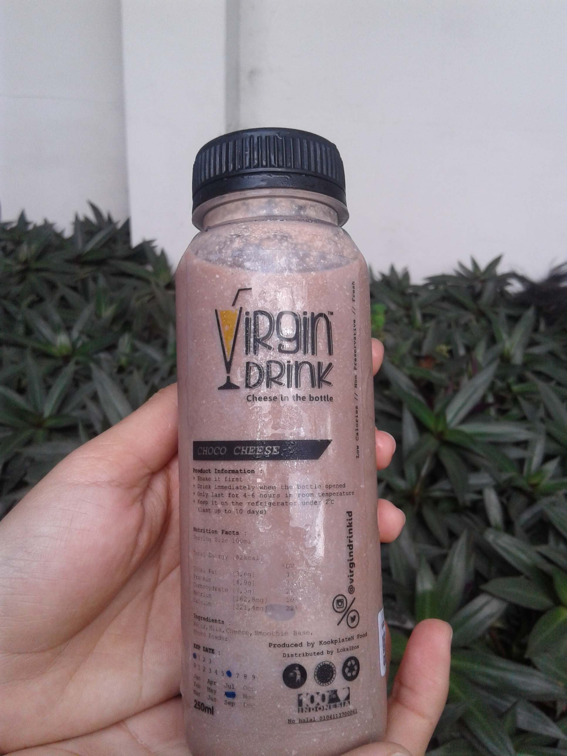 Virgin Drink 250 ml